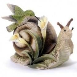 Escargot et Colibri