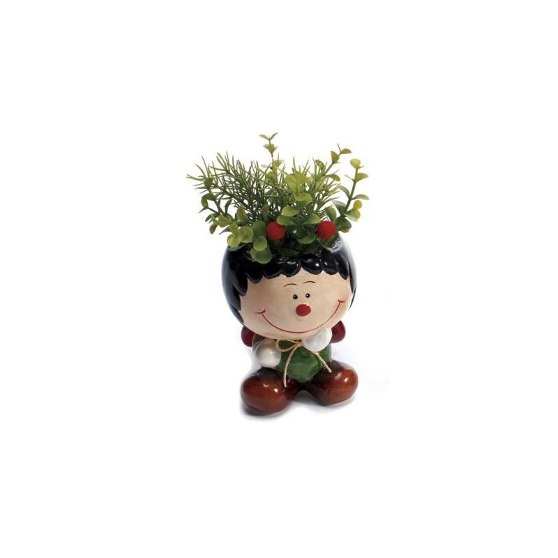 """Pot de fleurs """"coccinelle"""""""
