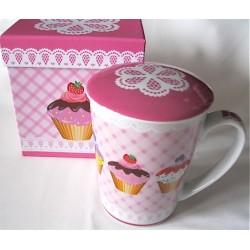 """Mug """"Cupcake"""""""