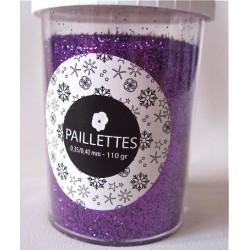 Paillettes Violettes
