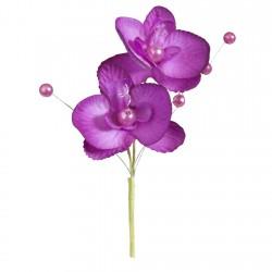 3 doubles orchidées royales