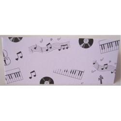 """Marque place """"Musique"""""""