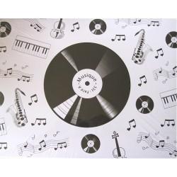 """Set de table """"Musique"""""""