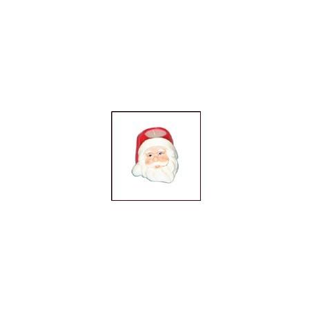 Bougie Père Noël