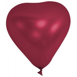 10 Ballons Coeurs...