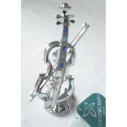 Violon en cristal Swarovski
