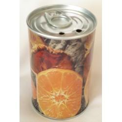 Bougie Canette Orange Epicée