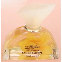 """Parfum de Grasse """"Floral, ambré"""""""