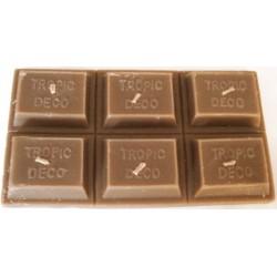 Bougie Tablette de Chocolat au Lait