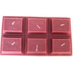 Tablette de chocolat Fruits Rouges