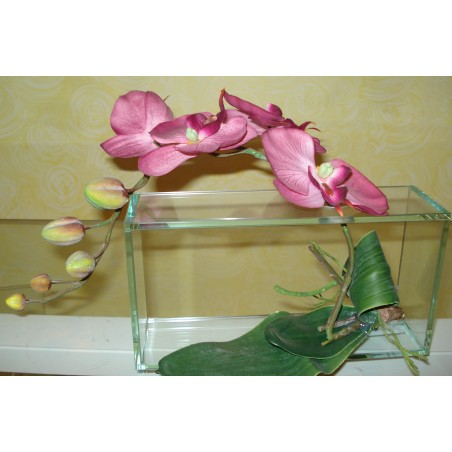 DECO ORCHIDEE ROSE