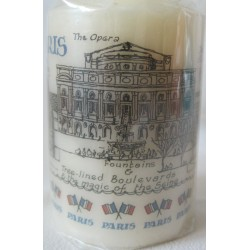 """Bougie """"Monuments de Paris"""""""