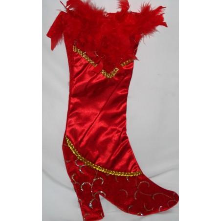 Botte de Noël Rouge