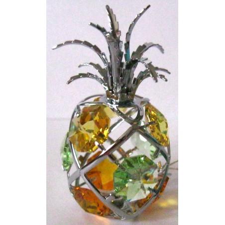 Ananas en cristal Swarovski