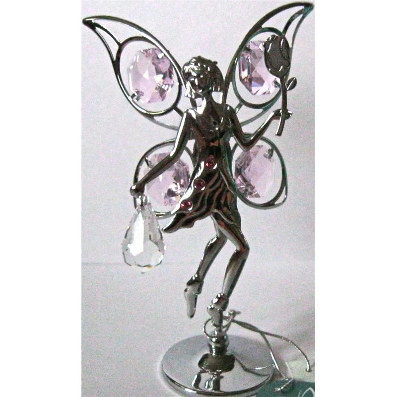 Elfe en cristal Swarovski